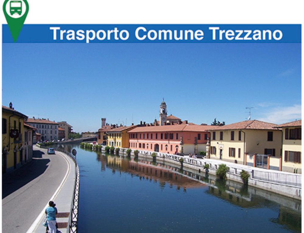 AVVISO  SERVIZIO DI TRASPORTO PUBBLICO LOCALE COMUNE DI TREZZANO S/N